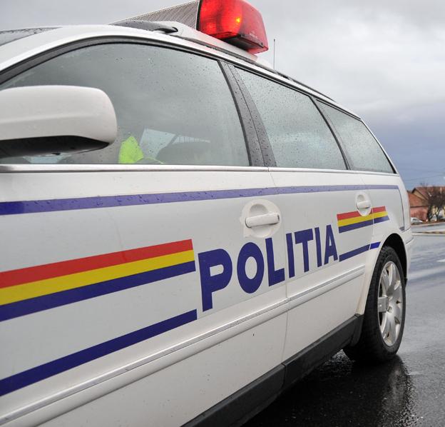 Cisnădian reținut după ce Poliția l-a prins conducând băut în Sibiu