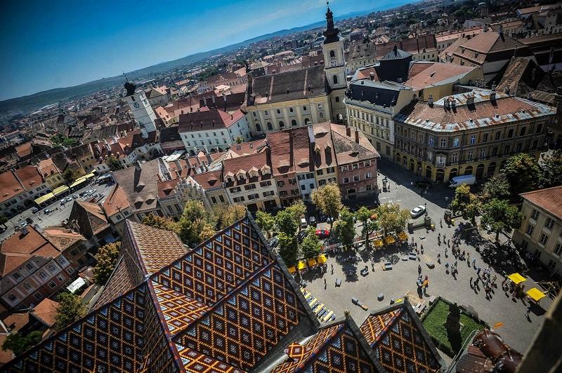 """Sibiul este """"celebrat"""", anul viitor, cu ocazia împlinirii a 825 de ani de la prima atestare documentară"""