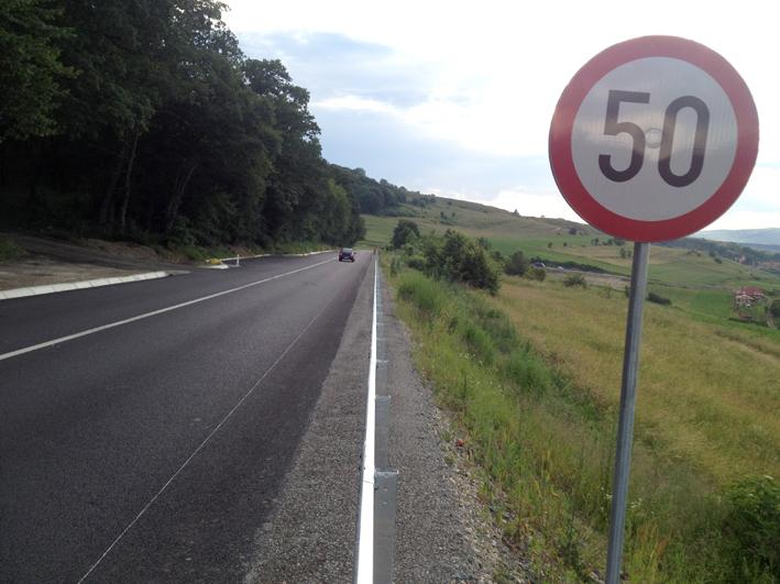 CJ anunță că a asfaltat 3 kilometri