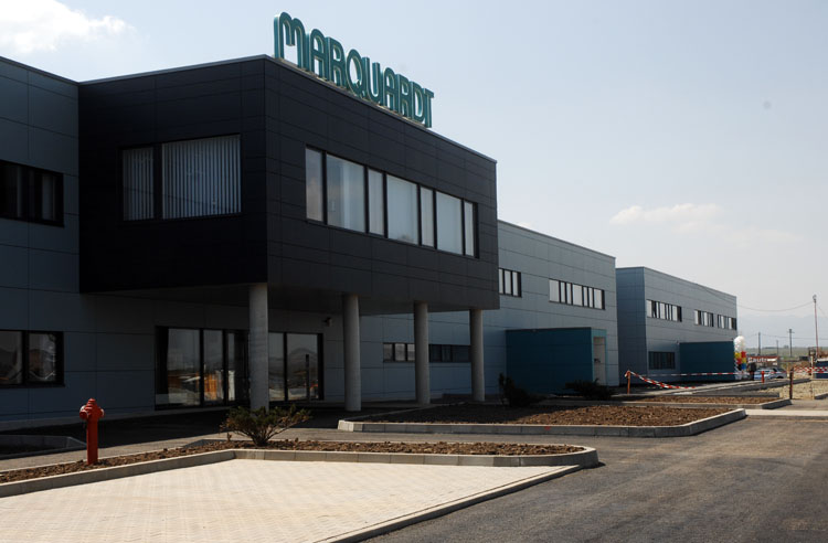 ACTUALIZARE VIDEO Intoxicație la fabrica Marquardt.Direcția de Sănătate Publică a început o anchetă