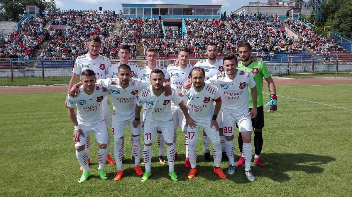 FC Hermannstadt a PROMOVAT în Liga 1