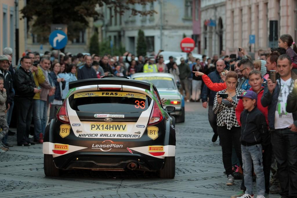 35 de echipaje s-au înscris deja la Sibiu Rally Challenge 2016