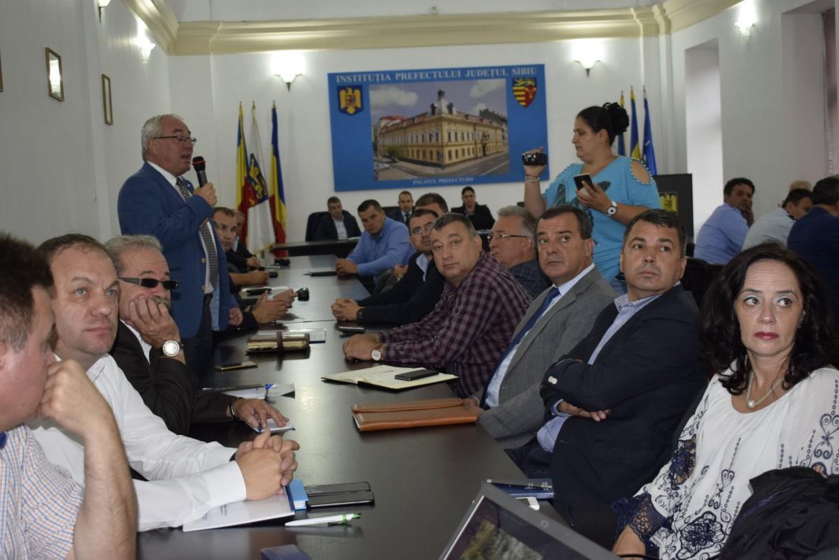 Directorul Direcției Silvice Sibiu despre defrișările din județ: Garantez pe cuvântul meu că nu există niciun hectar...