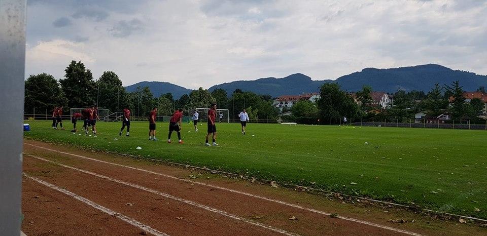 FC Hermannstadt a remizat cu vicecampioana Macedoniei