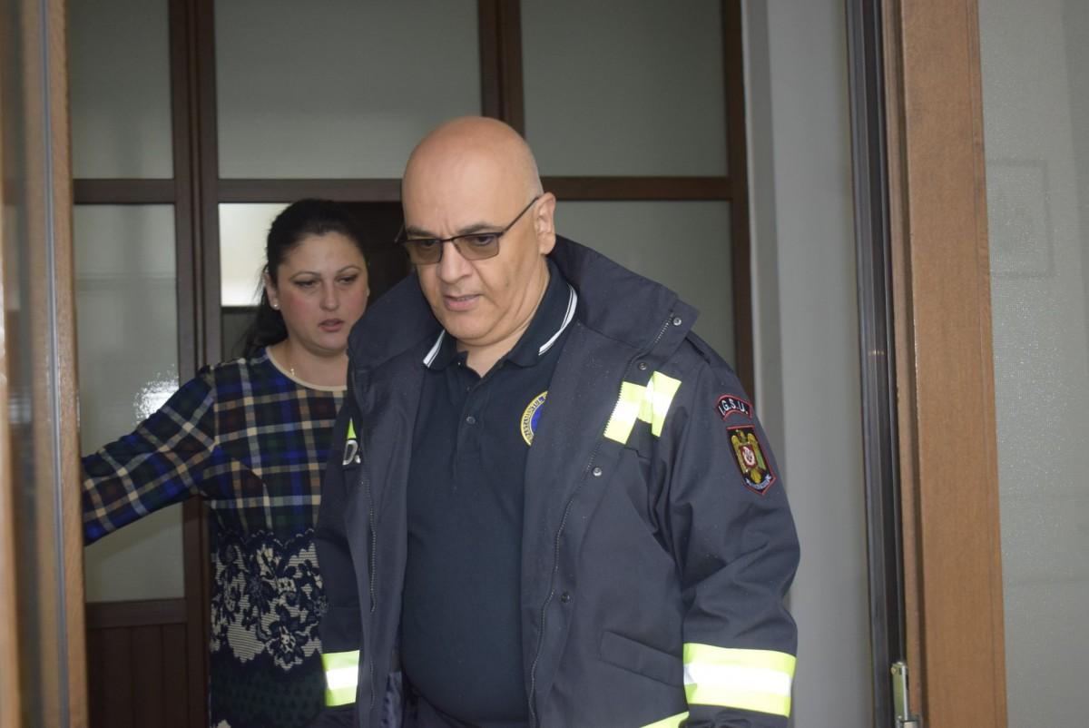 Raed Arafatrămâne la Sibiu. Inundații grave la Ocna, Apoldu și Săliște