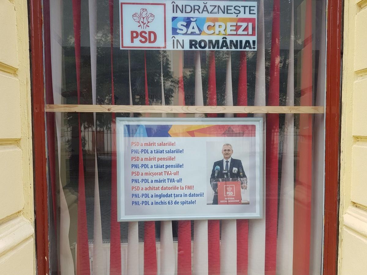 Noile mesaje ale PSD Sibiu. Iliescu a deschis drumul României spre vest!