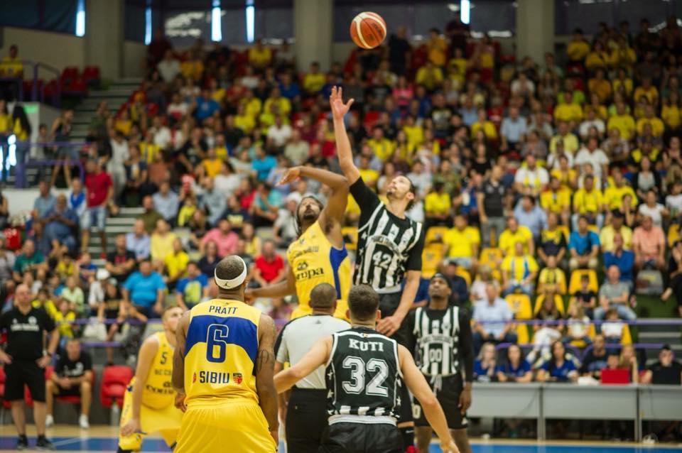 Memorialul Tordai: Victorii pentru Khimik și U- BT Cluj, în prima zi a turneului