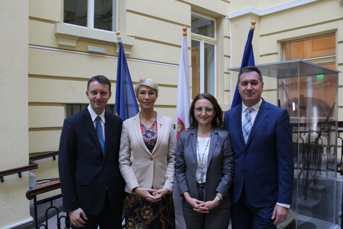 Raluca Turcan: Sibienii sunt profund proeuropeni, nu merită politica anti-europeană a PSD