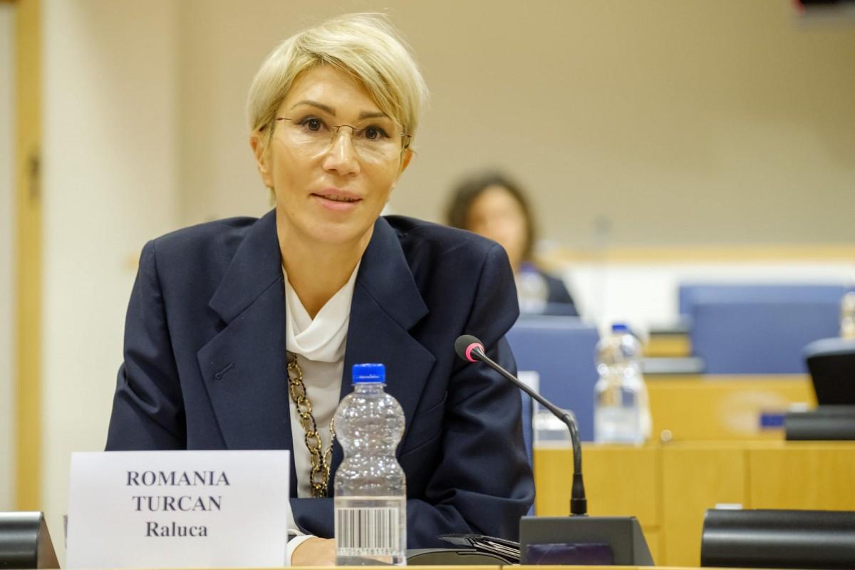 Raluca Turcan, la o reuniune PPE: Guvernul PSD-ALDE nu va avea niciun fel de credibilitate