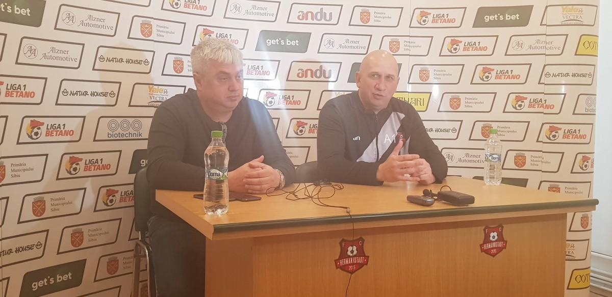 Primul transfer pe bani din istoria FC Hermannstadt