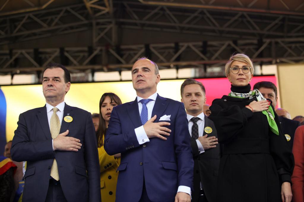 """Turcan:""""Klaus Iohannis și PNL sunt garanțiile că România rămâne în Europa"""""""