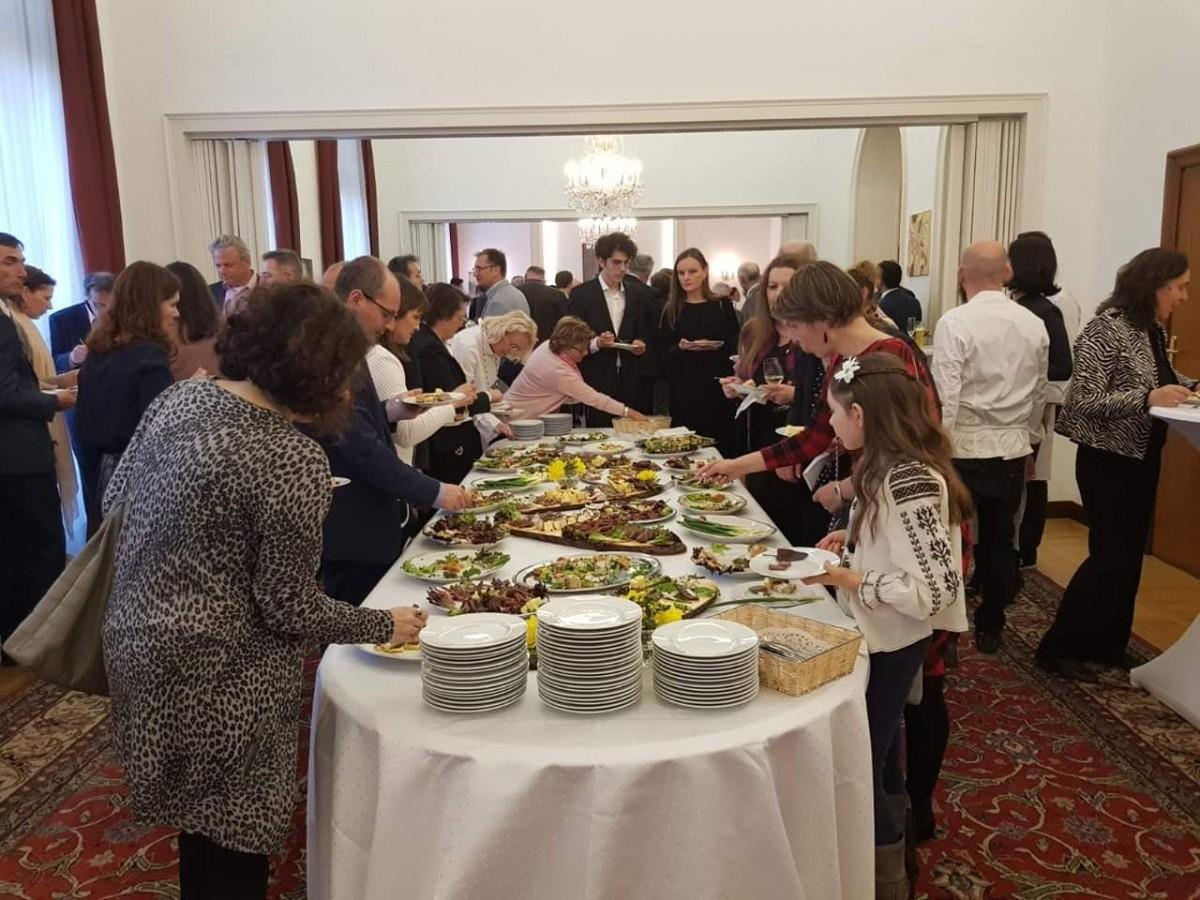 Programul Regiune Gastronomică, prezentat la Viena. Bucătarii lui Iordănescu, excluși