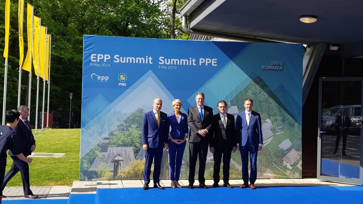 """Președintele Klaus Iohannis, a ajuns la Summit-ul PPE. """"Se va decide viitorul UE"""""""