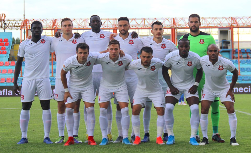 FC Hermannstadt câștigă în fața celor de la Academica Clinceni