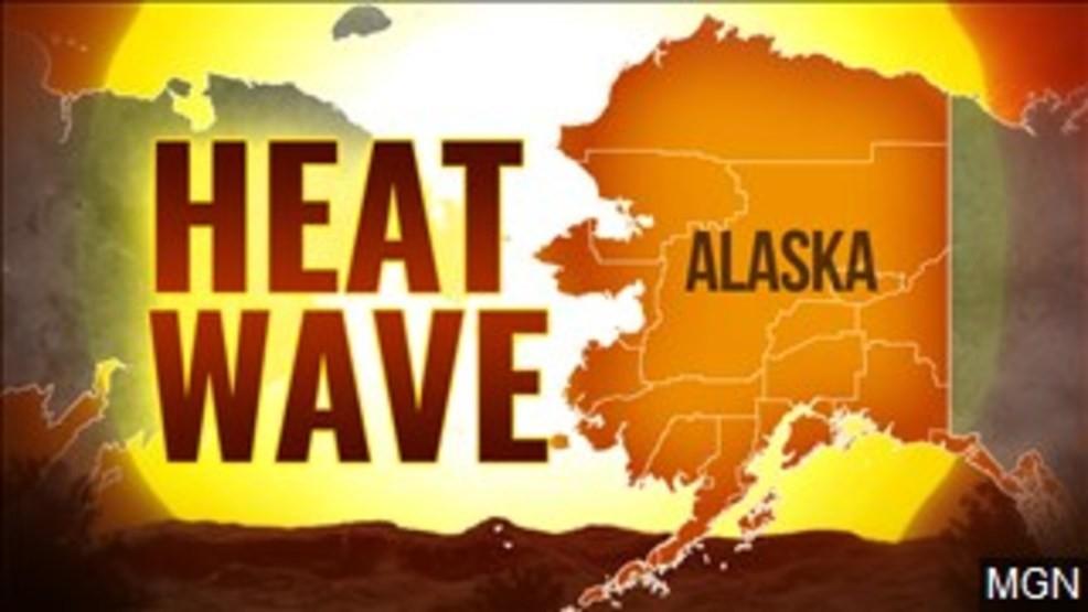 Record de căldură în Alaska: peste 30 de grade