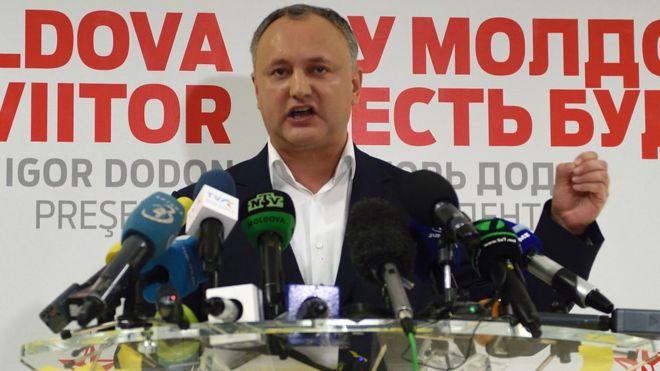 Criză în Moldova. Fără președinte și parlament