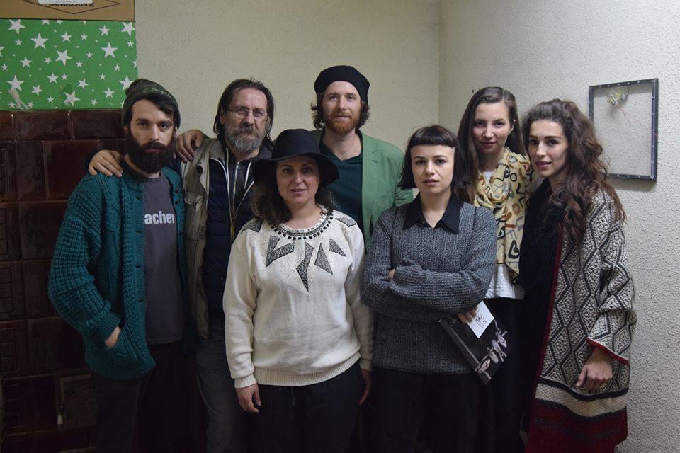 Grupul Nostru, artiștii care promovează arta contemporană