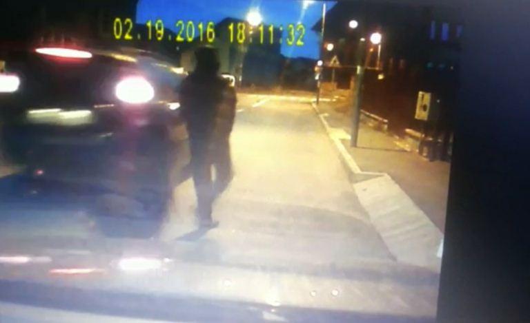 VIDEO Copil lovit de mașină pe strada Oslo