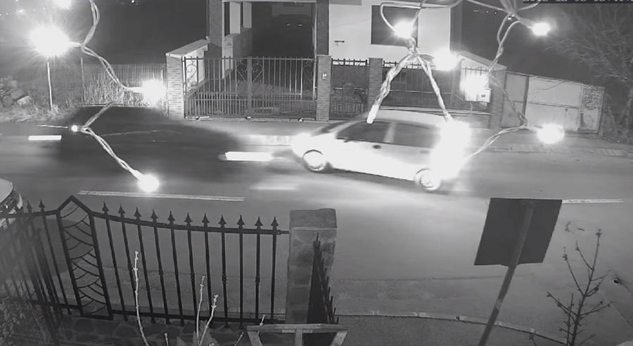 Video | Tamponare violentă în Cartierul Tineretului