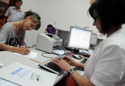 Peste 500 de dosare primite de ULBS în prima zi de admitere