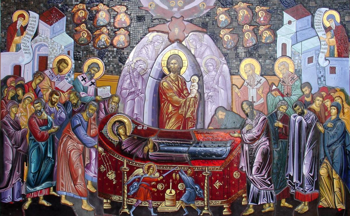 Sărbătoarea Adormirii Maicii Domnului. Tradiții, obiceiuri