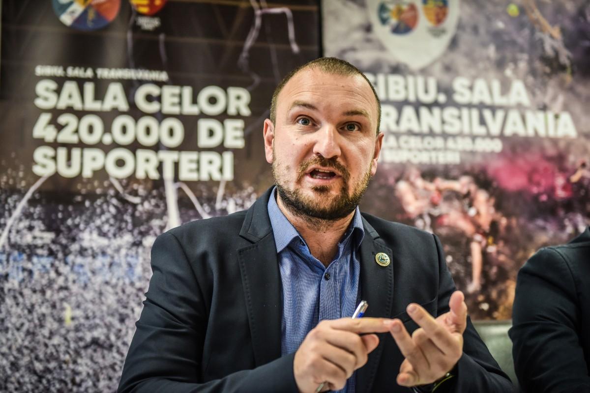 PNL Sibiu are prima variantă pentru Primăria Sibiu: Adrian Bibu