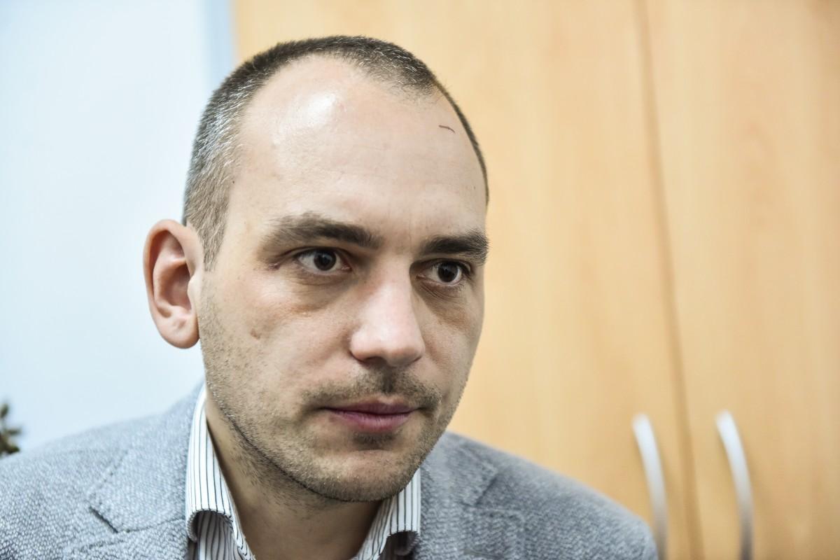 Adrian Echert, lider USR Sibiu: Nu vom ajunge niciodată în zona în caresunt acum PSD și ALDE