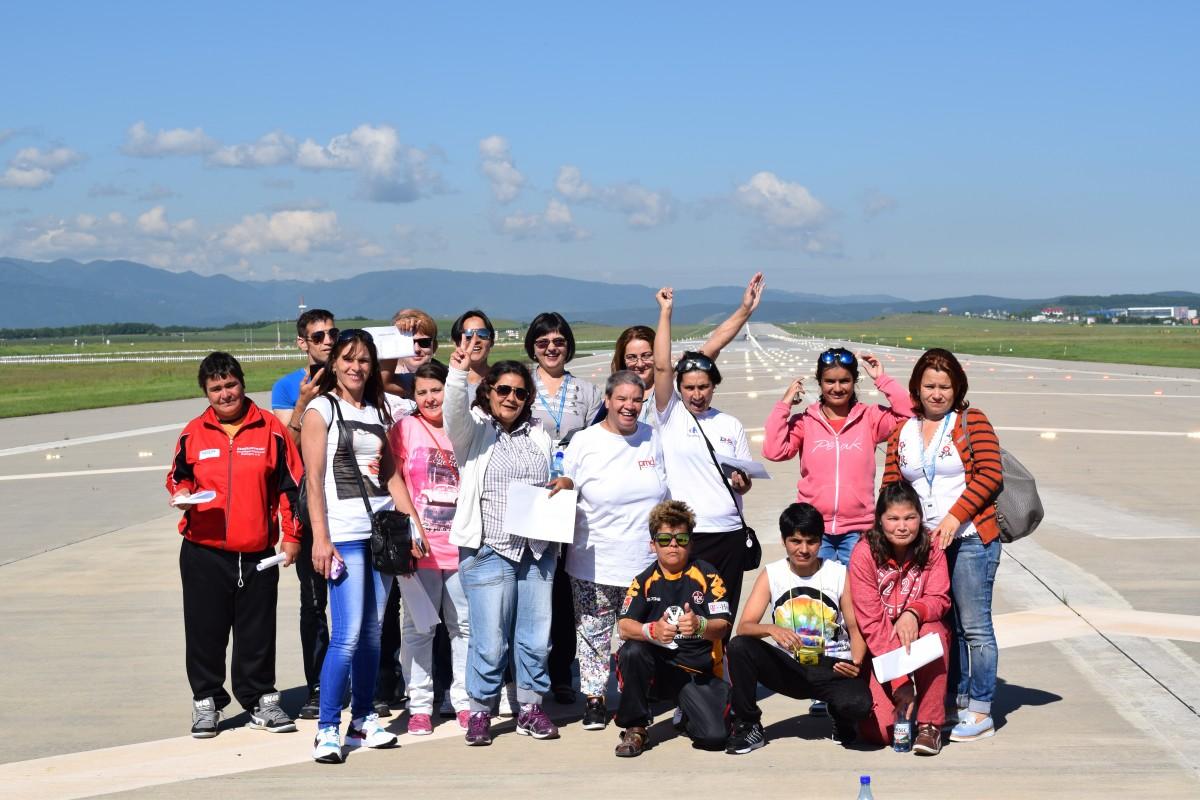 Aeroportul Internațional Sibiu – un partener activ al comunității locale