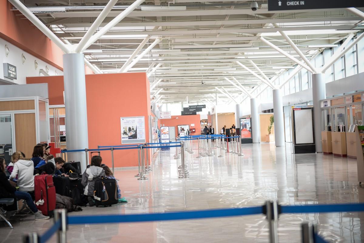 O companie din Sibiu vrea să construiască noul terminal al Aeroportului din Timișoara