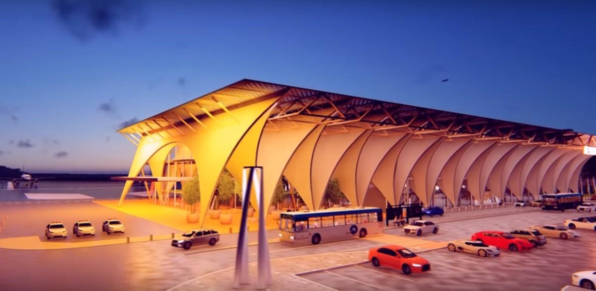 Foto Video. Cum va arăta aeroportul din Brașov. Primul avion ar trebui să decoleze în 2020