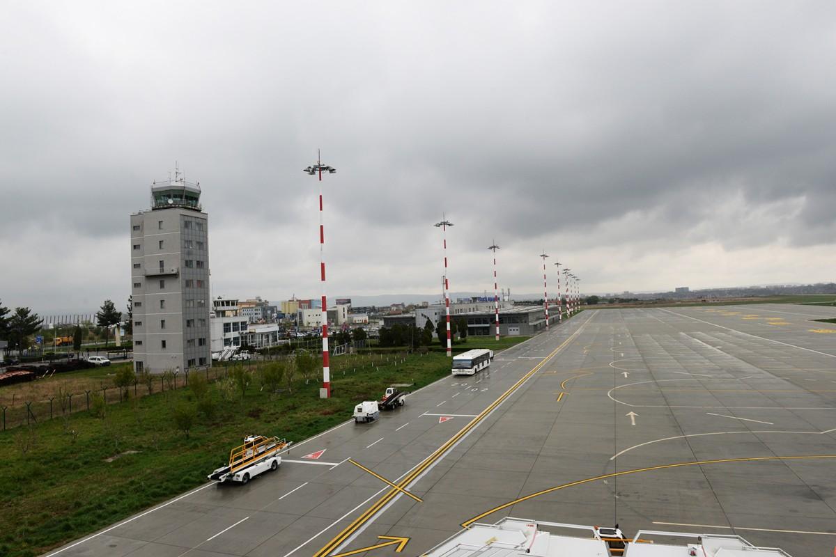 Actualizare | Aeroportul Sibiu: Cursa de la Viena s-a întors din nou în Austria
