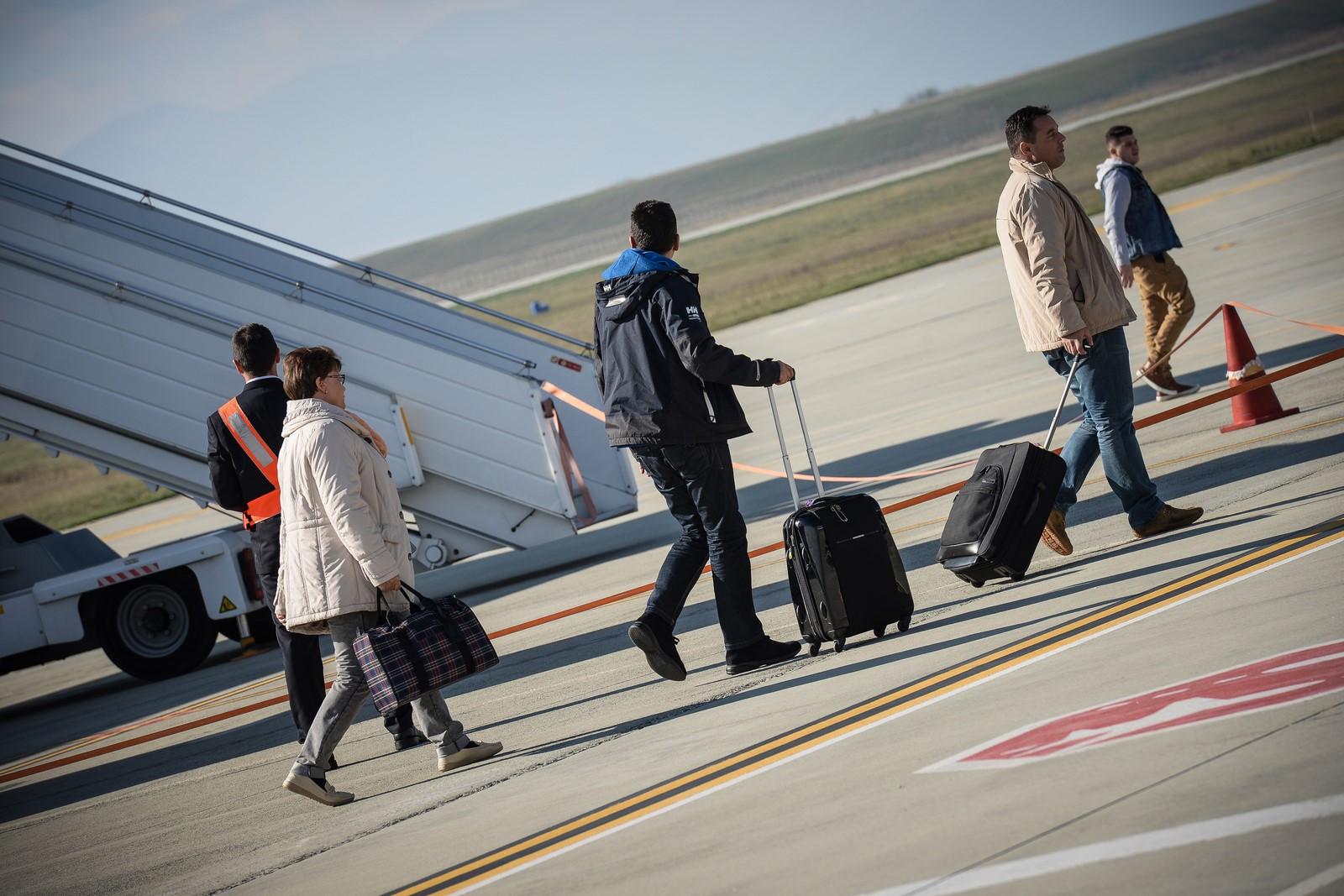 Alertă de călătorie: 70% din zboruri afectate de greva companiei croate. Pe 10 august, în Belgia grevă şi la Ryanair