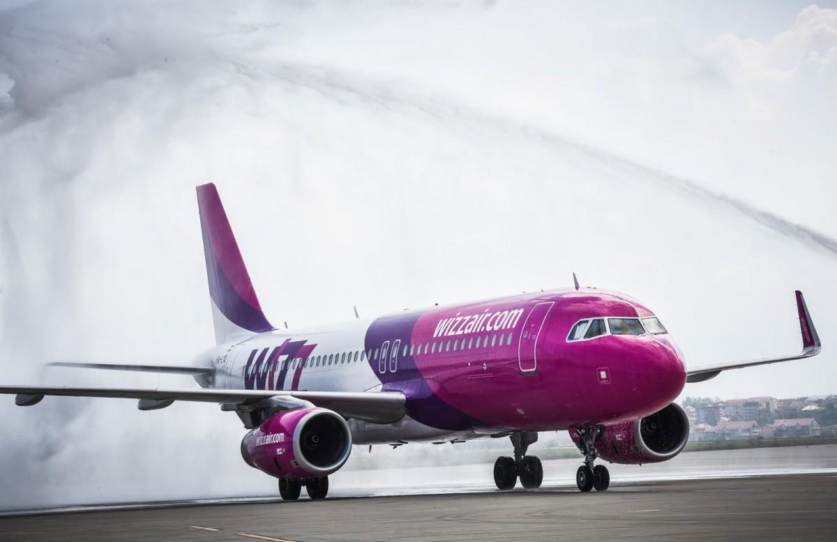 Wizz Air și-a propus să transporte 9,5 milioane de pasageri în 2019. Câți vor fi din Sibiu?