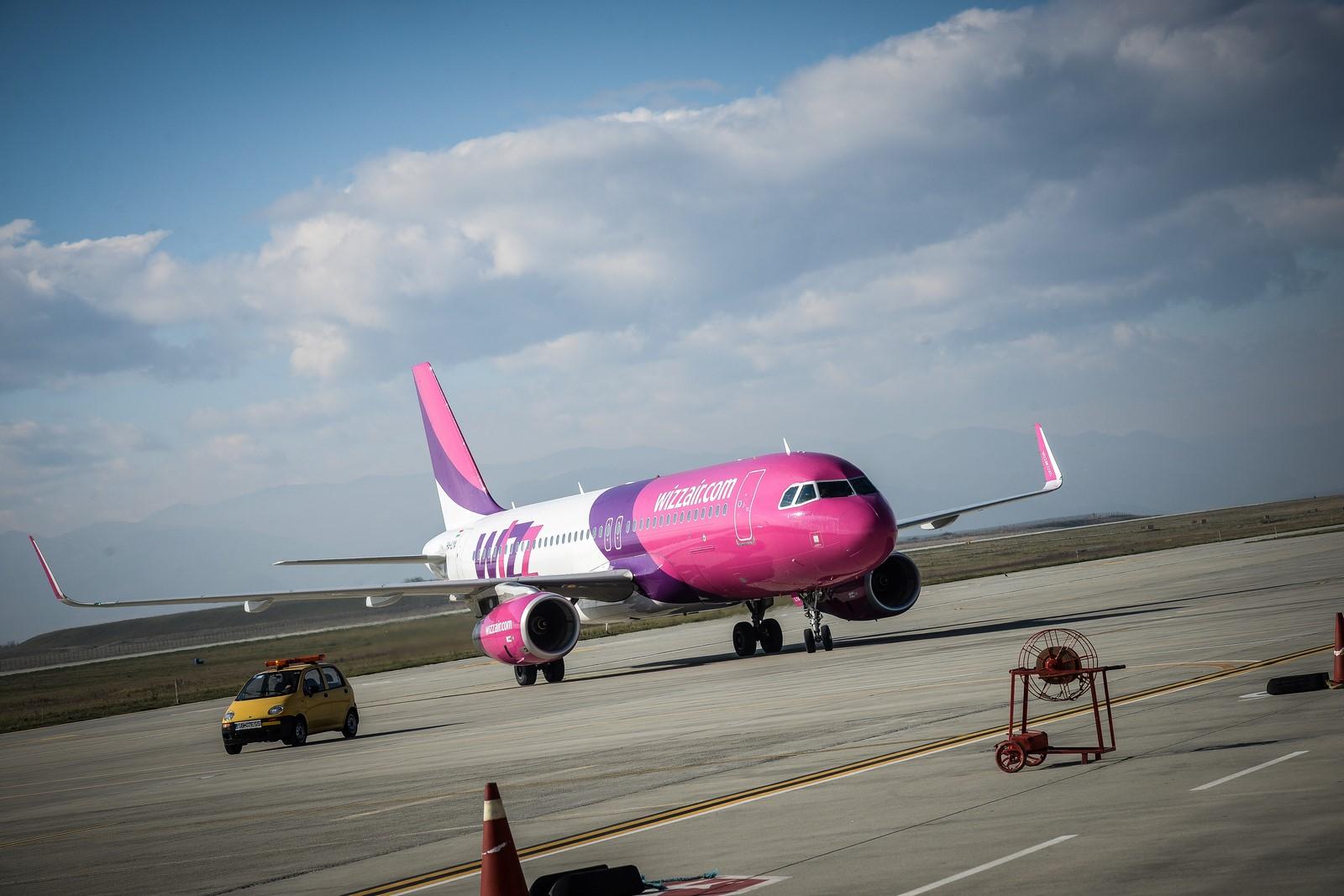 Wizz Air reduce azi biletele cu 20 la sută. Pe orice rută