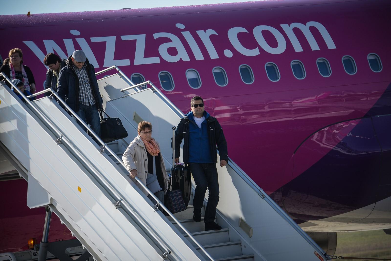 De ce a renunțat Wizz Air la cursa Sibiu-Paris? Explicații oficiale