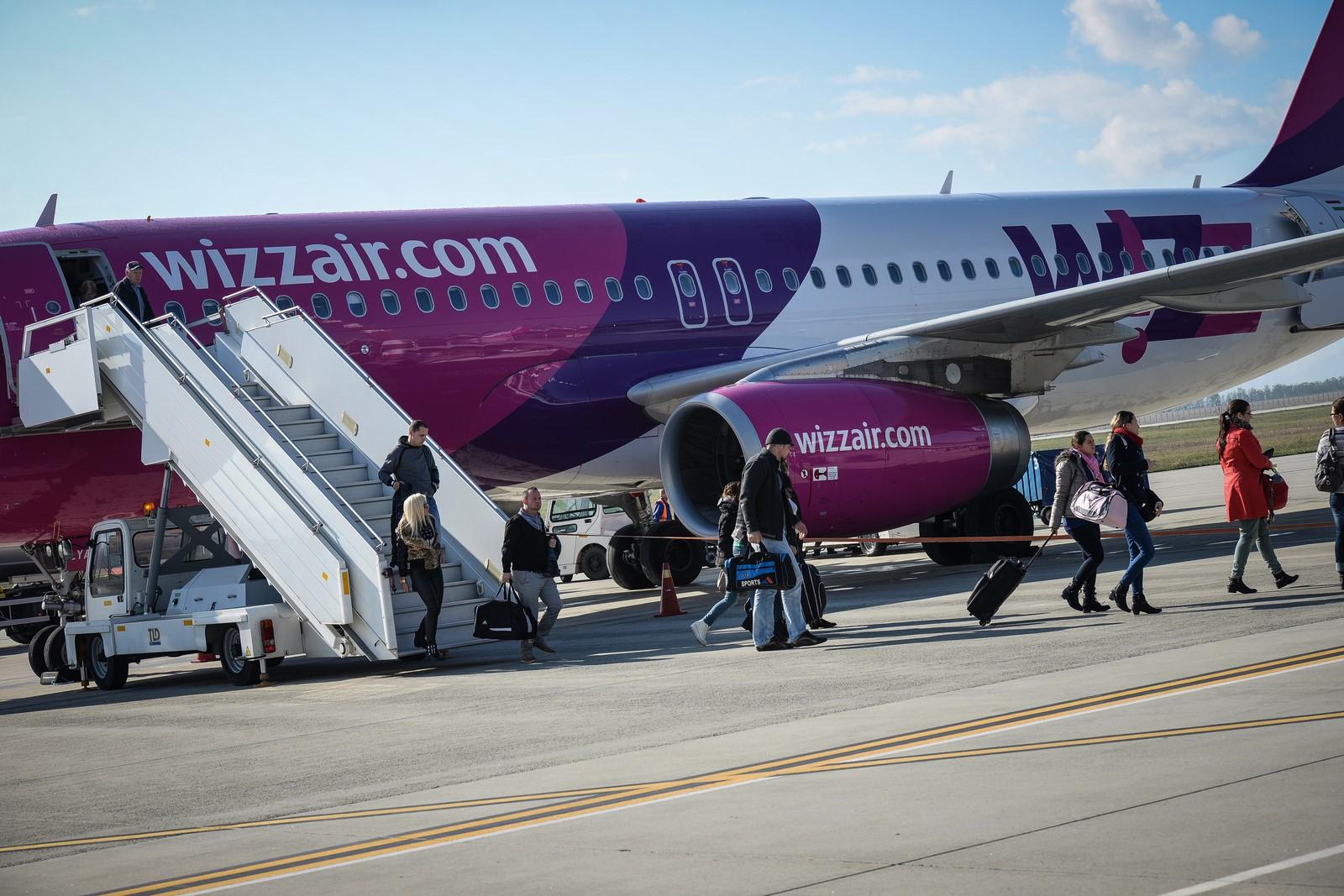 Wizz Air anunță reduceri de de 20% la bilete. Pe orice rută