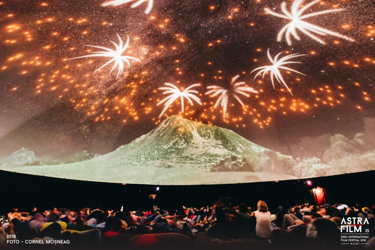 Record de audiență la Astra Film Festival 2018: peste 25.000 de bilete vândute la Astra Film Junior, bilete pentru proiecțiile full-dome epuizate în 24 de ore (CP)