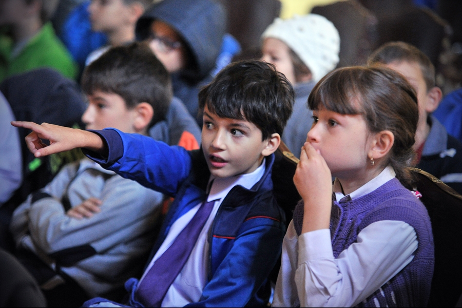 De astăzi puteți achiziționa bilete la Astra Film Junior, cel mai mare festival film documentar pentru copii din România