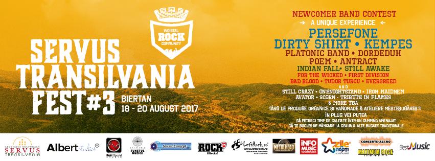 """""""Servus Transilvania"""", în Biertan. 15 trupe rock, târg de produse bio și obiecte tradiționale"""