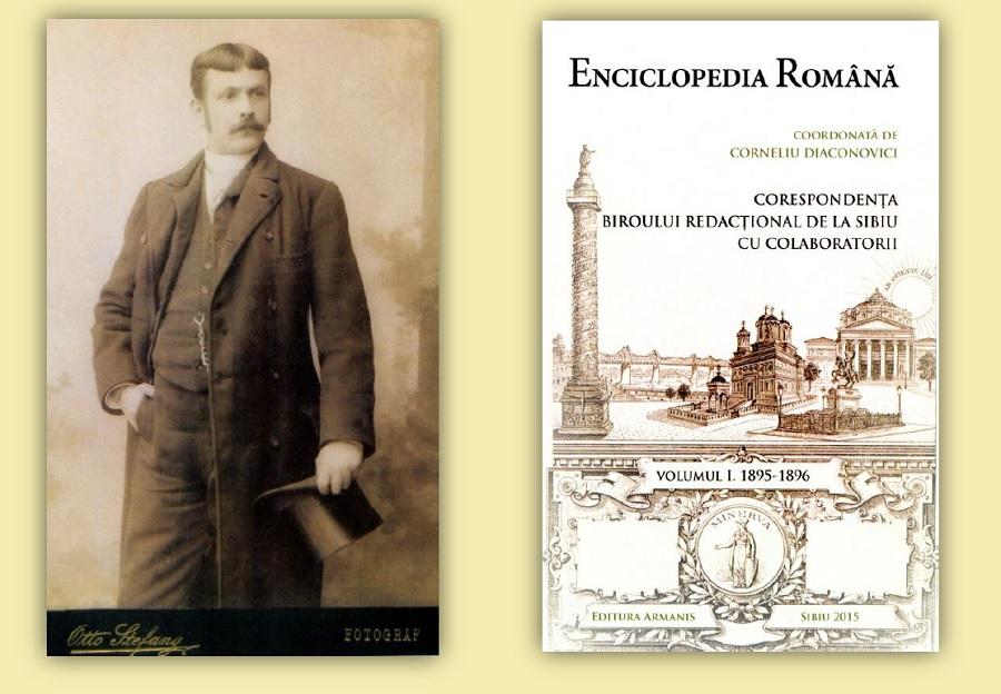 """Sărbătoare la Biblioteca Astra: 111 ani de la apariția volumelor """"Enciclopedia Română"""""""