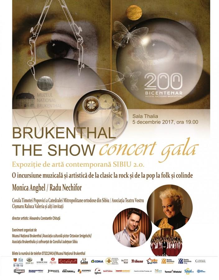 Muzeul Național Brukenthal invită sibienii la concert