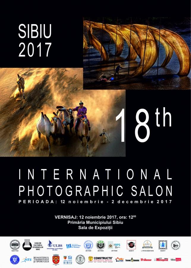 200 de fotografii, realizate de artiști din lumea întreagă, expuse la Sibiu