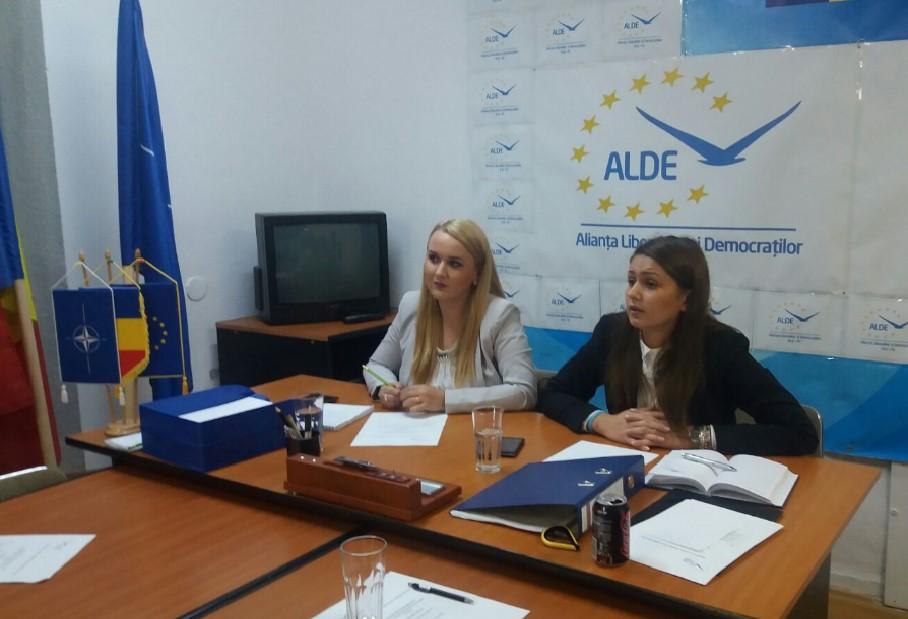Comunicat de presă ALDE Sibiu
