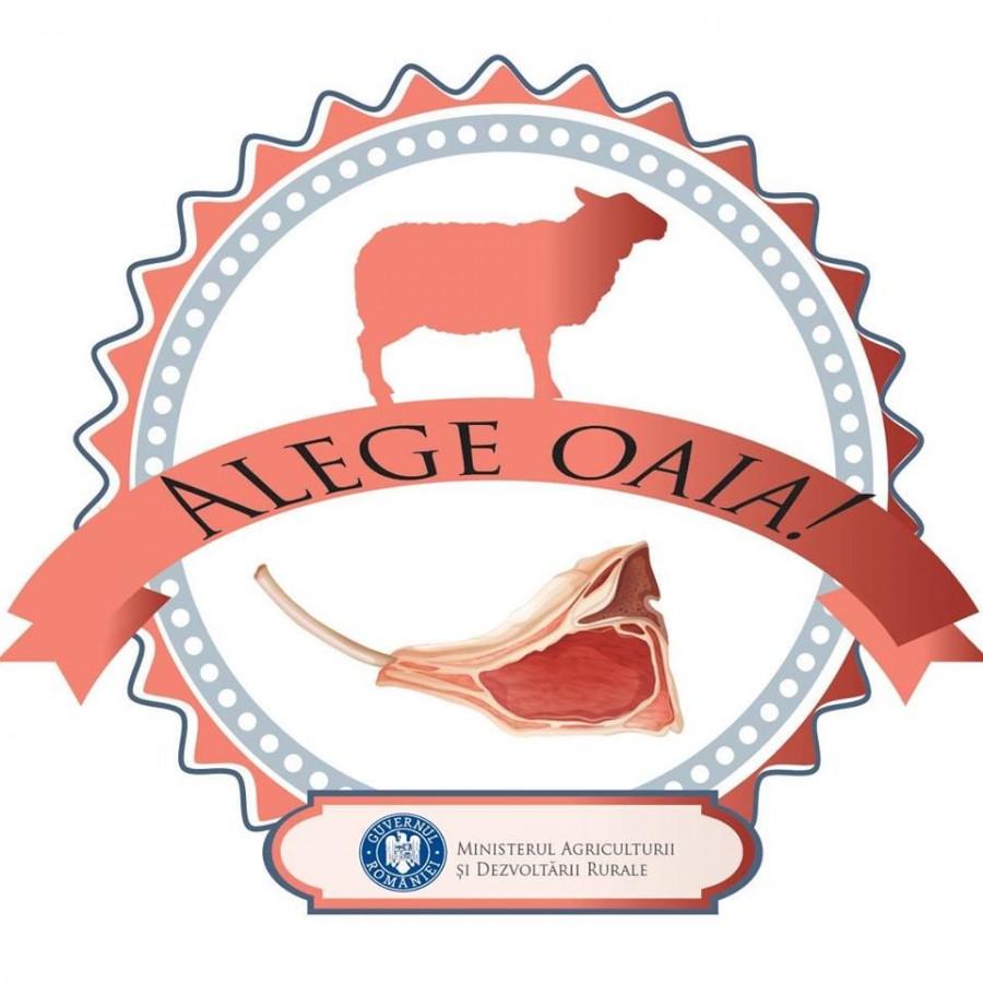 """""""Alege oaia!"""" Campanie pentru promovarea consumului de carne de oaie"""