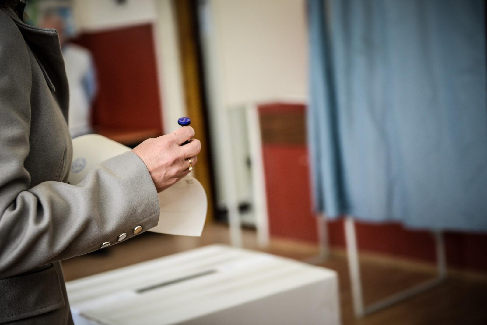 Alegeri la Bîrghiș. Au votat deja mai mult de jumătate