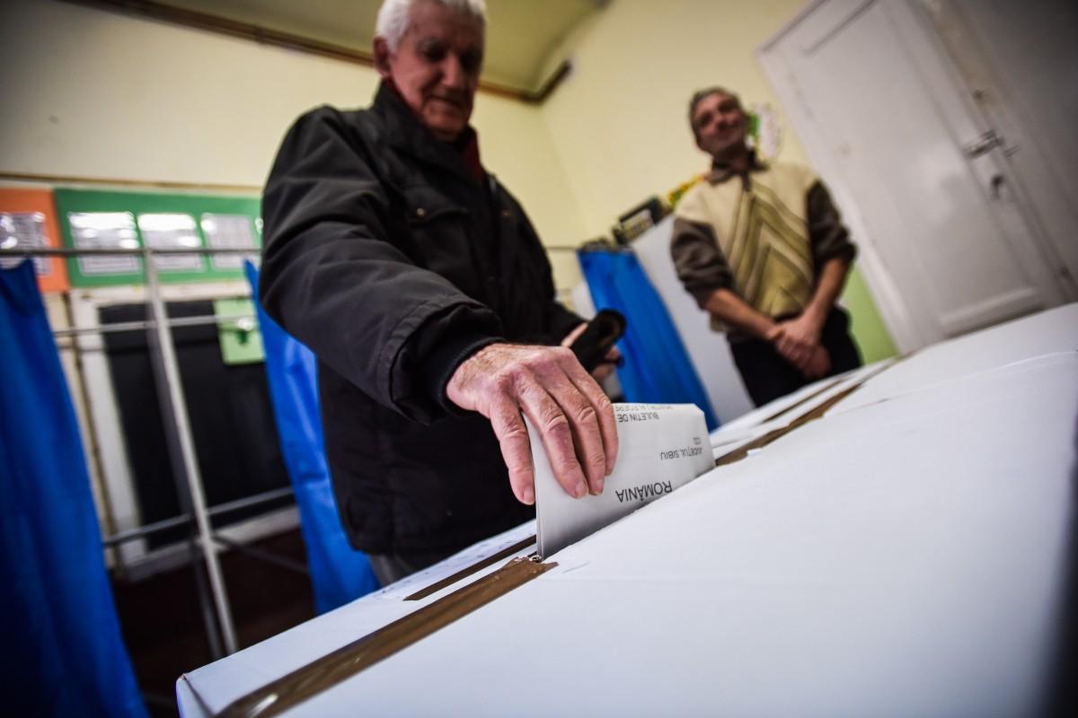 Sibiu, centrul alegerilor europarlamentare din 2019