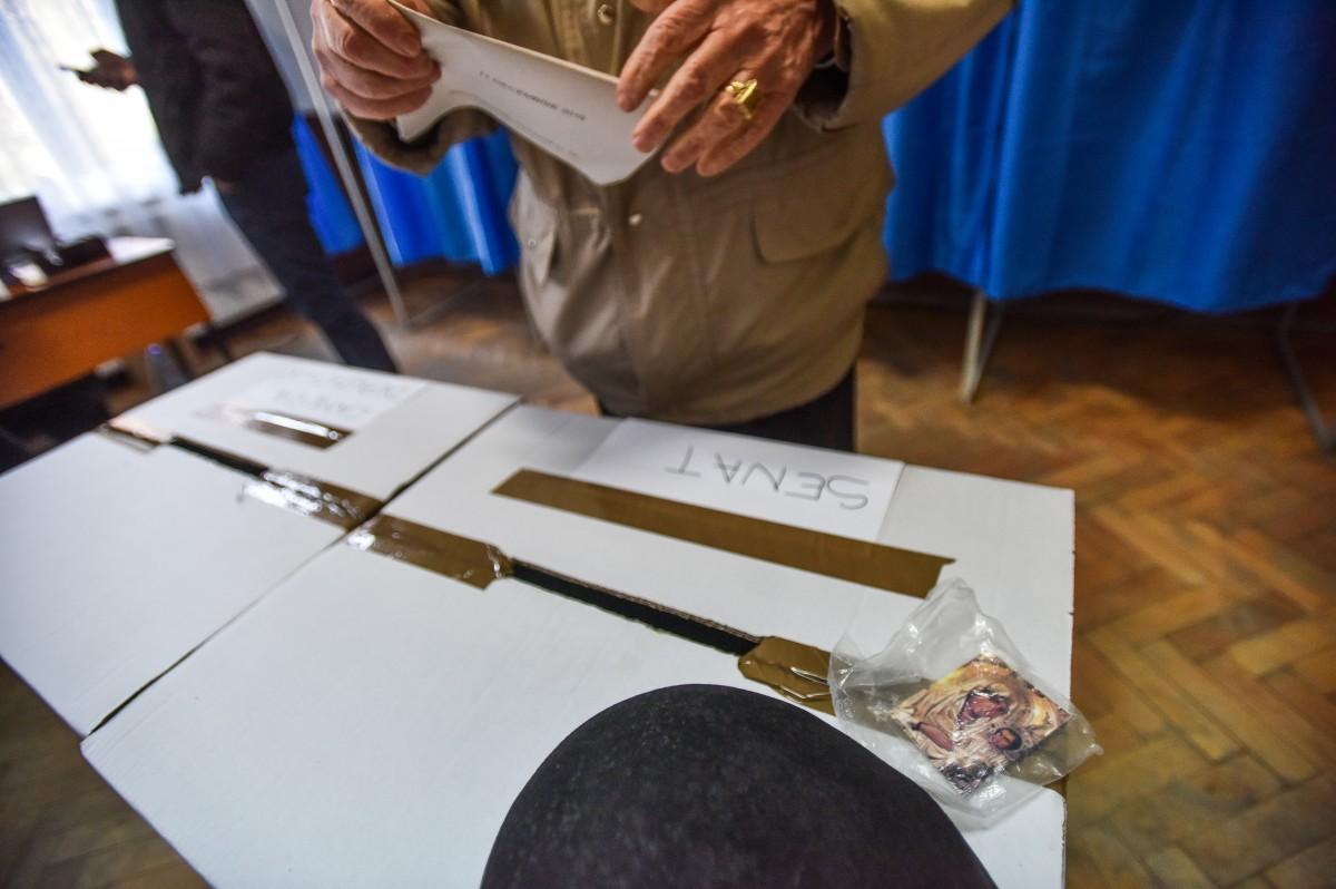 Alegeri la Marpod. Nu au votat 217 persoane