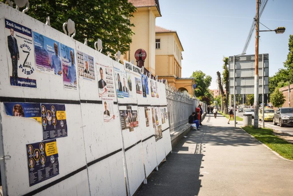 Alegerile parlamentare. 200 de mii de euro pentru o campanie completă în Sibiu