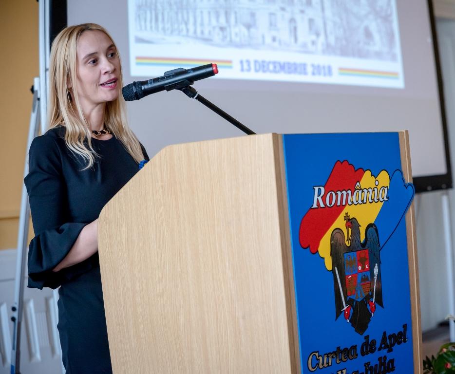 Judecătoarea care s-a opus condamnării lui Dragnea a activat 6 ani în Sibiu