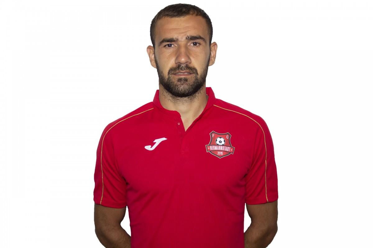 Pierdere pentru FC Hermannstadt: Alexandru Dandea a semnat cu Astra Giurgiu